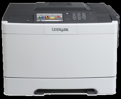 Lexmark CS510de Image