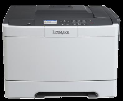 Lexmark CS410dn Image