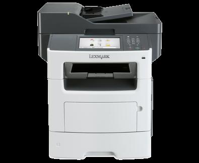 Lexmark MX611de Image
