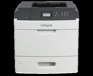 Lexmark MS812dn Image