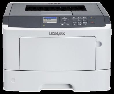 Lexmark MS510dn Image