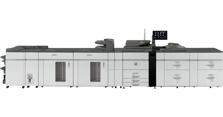 MX-M1055 Image