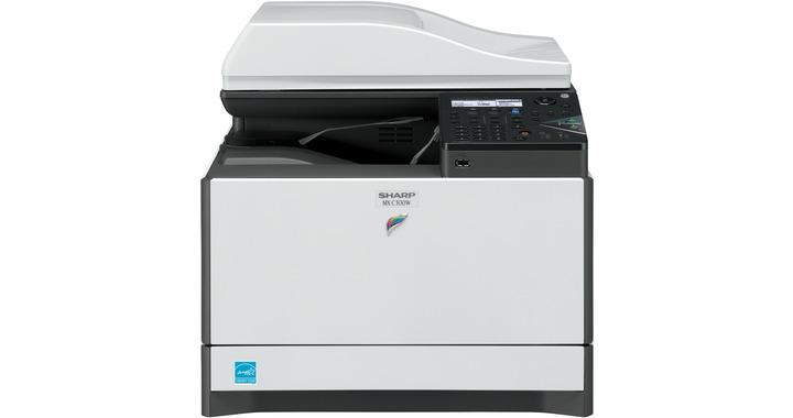 MX-C300W Image